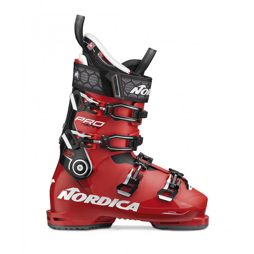 TORBA NA BUTY NORDICA BOOT BACKPACK BLK/RED