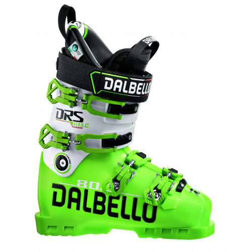 BUTY DALBELLO DS 100, BLACK TRANS/BLACK