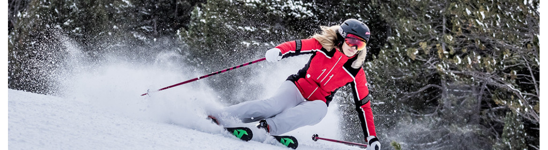 Spodnie narciarskie damskie | Wodoodporność, oddychalność