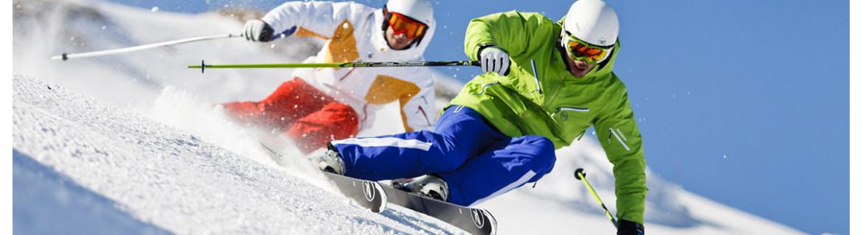 Odzież narciarska męska | Moda i pełen komfort na stoku