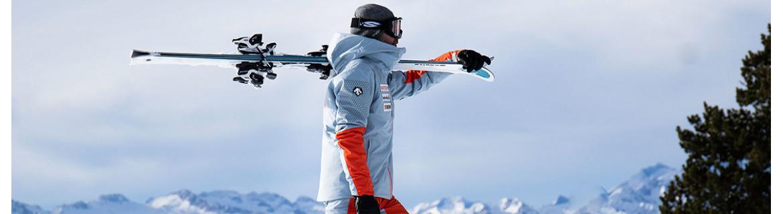 Kurtki narciarskie męskie | Descente, Dainese, KJUS, Rossignol,