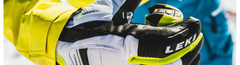 Rękawice narciarskie damskie, męskie i dziecięce | Nasza oferta