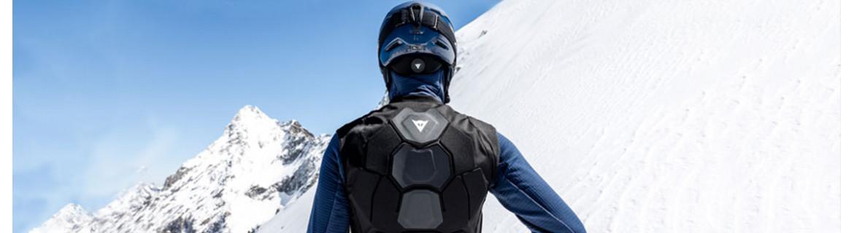 Sprzęt narciarski | Zbroje i inne elementy chroniące ciało