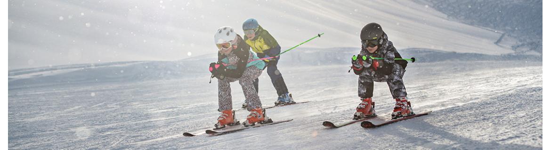 Buty narciarskie dla dzieci | Komfort i bezpieczeństwo jazdy