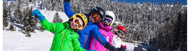 Odzież narciarska dla dzieci | Ciepłe ubrania na stok