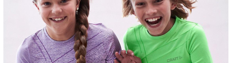 Bielizna termoaktywna dla dzieci | Odzież narciarska