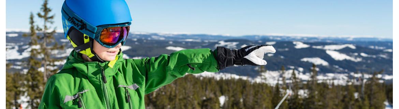 Kurtki narciarskie Junior