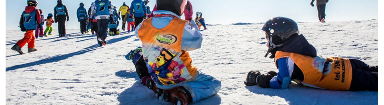 Spodnie narciarskie Junior