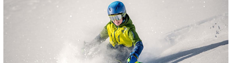 Kaski narciarskie dla dzieci | Salomon, Cairn, Poc