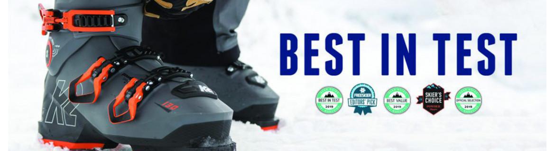 Buty narciarskie K2 | Najlżejsze buty | Technologia Intuition Thermoflex.