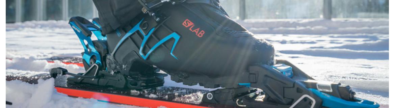 Buty narciarskie Salomon do jazdy wyczynowej i amatorskiej
