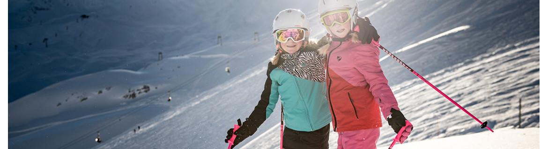 Kijki narciarskie Junior