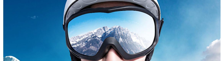 Akcesoria dla najmłodszych | Juniorskie gogle narciarskie