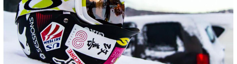 Kaski narciarskie | Akcesoria dla uprawiających sporty zimowe