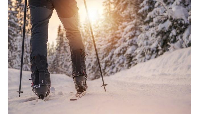 Piesze wycieczki na nartach